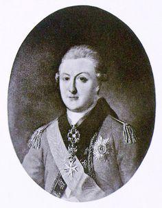 Павел Гаврилович Гагарин (1777—1850), жена Кн. Анна Петровна  ур. Лопухина (1777-1805)