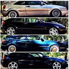 VW Corrados