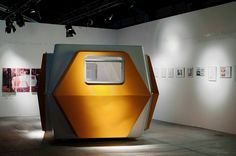 Hexacube - Georges Candilis Galerie Clément Cividino Ent. Design Miami Basel June 2012 www.clementcividino.com