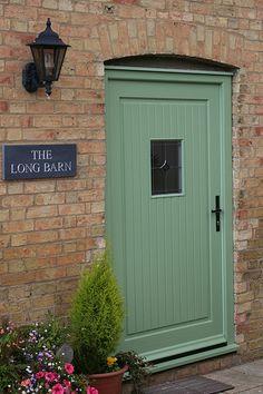 Attractive Cottage Style Front Door