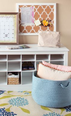 How to organize the perfect hall space for the family!