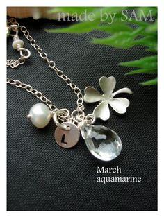 L-u-k-y Y-o-u necklace