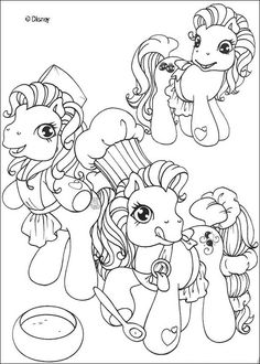 Image Detail For Gambar Foto Unique My Little Pony Coloring Page BukaGambar