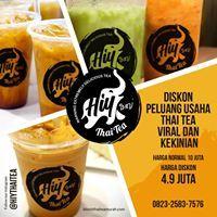 Lezat Call 0823 2583 7576 Thai Tea Original Recipe Minuman Produk Kok