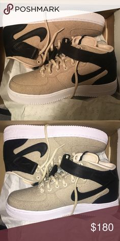 Air Force 1 Nike Brand new never been worn comes with box Nike Shoes  Sneakers