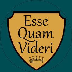 "The Ellsworth family motto is Esse Quam Videri: ""To be, rather than to seem."" Family Motto, The Secret, Novels, Romance, Victorian, Sea, Education, Romance Film, Romances"