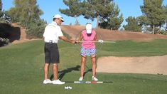 If you have a tendency toward hitting it fat, this video is for you.  If you're consistently hitting behind the ball with your irons, an adjustment in your shoulder turn could be the cure you're looking for. With help from Courtney, Martin provides a great demonstration on how to fix this problem.  Tags: Golf Tips, Golf Videos, Golf Advice, Teach me how to golf, Revolution Golf, Jim McLean, Martin Chuck,Exercise, Fitness, Club Fitting, Golf Clubs, Modern Golf Swing