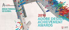Adobe Design Achievement Awards – International Student Design Competition