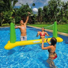 Portable Pool Play Inflatable Ball Game Volleyball Net Summer Fun Kids Beach NEW http://www.ebay.co.uk/itm/Portable-Pool-Play-Inflatable-Ball-Game-Volleyball-Net-Summer-Fun-Kids-Beach-NEW-/252458041378?hash=item3ac7ac0022:g:JBIAAOSw7s5XhBg7