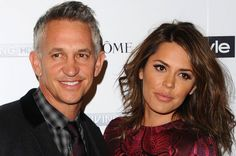Gary and Danielle Lineker's love story as they announce...: Gary and Danielle Lineker's love story as they announce split… #GaryLineker