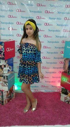 A nossa cliente Kyara Mira arrasou no desfile da Karapalida Store. Amamos o clique fashion!  #oufashion #desfile #verão2016