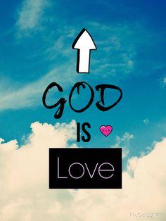 Dios, es amor.