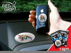 MLB - Miami Marlins Get a Grip 2 Pack