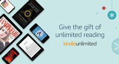 BOOKS: - Unlimited reading from over 1 million books - Read on any device - Unlimited listening to thousands of audiobooks #books #kindle #reading #unlimited #listening #read #device