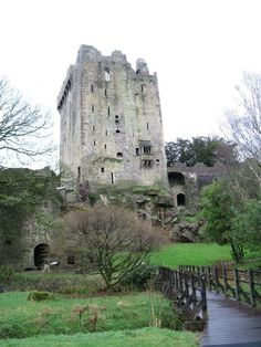 Celebrate Saint Patrick's Day in Ireland! While you're at it kiss the Blarney Stone at Blarney Castle