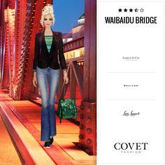 Covet Fashion Jetset Challenge - Waibaidu Bridge 🛩3.86 (3.70 from votes)