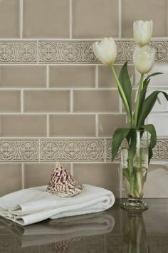 Subway Tile Bathroom Ideas | Urban Collection Naturals | Materials Marketing