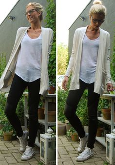 Mirror of Fashion: OUTFIT OF THE DAY // COMFY CARDI