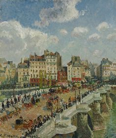 Camille Pissarro | Paris painting | Tutt'Art@