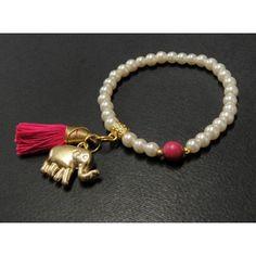 I love elephants and pearls