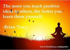 Inspirational Quotation by Brian Tracy