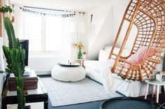 House Tour: A Small & Stylish Shared Dutch Apartment   Apartment Therapy