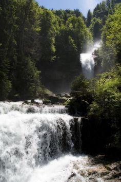 Giessbach Waterfalls – Switzerland
