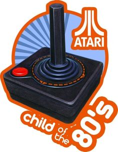 Child of the 80's !!! just bought jeremy atari for christmas