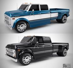 Chevy Truck..kind of diggin' this..minus the chrome