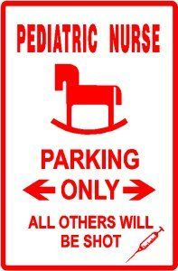 pediatric nurse parking - Google Search