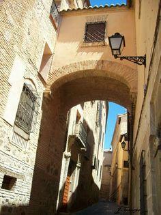 Sepharad - (Jewish Quarter), Judería de Toledo, Spain.