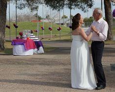 Kiwanis Park, Chandler Arizona (Sister's Garden) wedding by www.SanTanWeddings.com