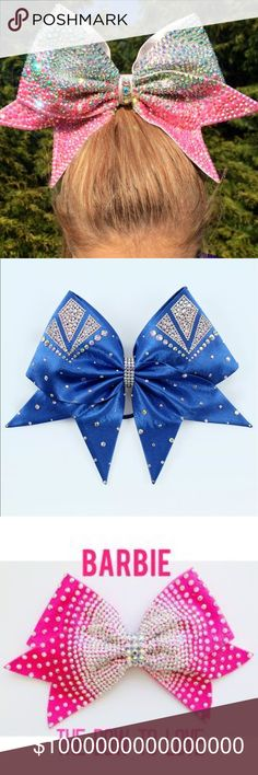 MAJOR CHEER BOW ISO!!! ALL BOL, VEGAS BOWS, TBTL!! PLEASE HELP FIND ANY AND ALL BOWS OF THESE BRANDS!!! I was going to buy some of these and they sold immediately I have my little cousins birthday coming up and she is IN LOVE with the Lovestruck Bows of London! Please help me find any from these brands! Bows of London Accessories Hair Accessories