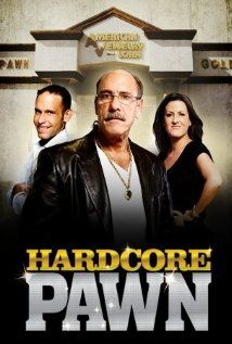 As owner of Detroit's biggest pawn shop, Les Gold runs 'American Jewelry and Loan' with his two children Seth and Ashley.