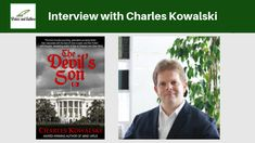 Interview with Charles Kowalski, author of The Devil's Son Authors, Writers, Sons, Interview, Blog, Sign Writer, Author, Stuck In Love, Guys