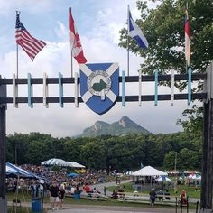 """Blowing Rock, North Carolina on Instagram: """"The Grandfather Mountain Highland Games continues thru Sunday! Grandfather Mountain is 17 miles from Blowing Rock, by way of a stunning…"""" Blowing Rock, Highland Games, North Carolina Mountains, Appalachian Mountains, Sunday, Country, Instagram, Domingo, Rural Area"""
