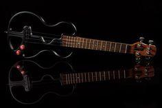 Duell open frame ukulele