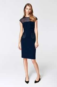 """A statement dress - such as our ESCADA dress """"Danikon"""" is a seasonless staple. Head over to our website to shop the whole collection"""