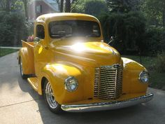 1946 International Harvester Truck - 4MO Design for all your building construction plans. 909-518-5736