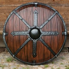 Larp Giant Viking Shield