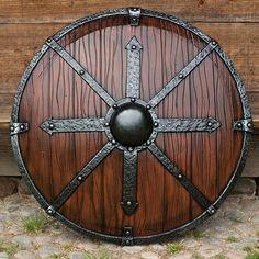 Larp Giant Viking Shield