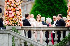 13 June 2015 | The Royal Wedding of Prince Carl Philip of Sweden and Sofia Hellqvist.