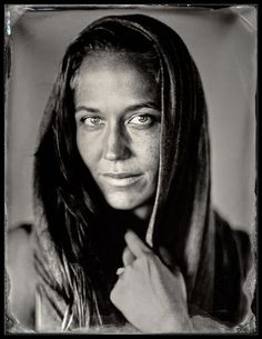 Michael Shindler has a tintype portrait studio called Photobooth, on Valencia Street in San Francisco. Over the past year, he's had about 3500 people come through the door, sit in front of the camera and have their portrait made. See the results ...