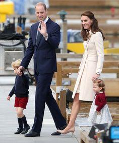 La Duquesa de Cambridge se sincera y habla de cómo vivió el nacimiento del príncipe George