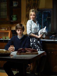 Norman and Norma #BatesMotel