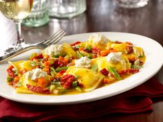 nice Maggiano's secret for toothsome gluten-unfastened pasta Check more at http://worldnewss.net/maggianos-secret-for-toothsome-gluten-unfastened-pasta/