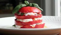 Stacked Tomato and Burrata Salad Allrecipes.com