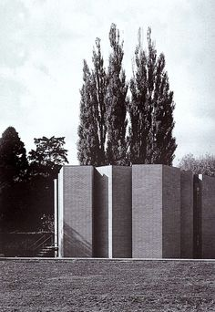 Arne Jacobsen | Music room - St Catherine's College | Oxford (1959-1965)