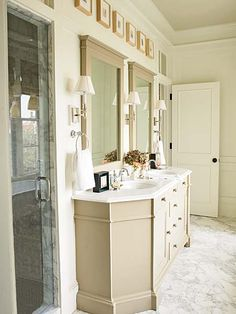 Spa Luxury|Photo: Coastal Living, Jean Allsopp|shown on myhomeideas.com