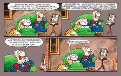 Καστράτο | αρχικη, αρκας εν κινησει | ethnos.gr Funny Cartoons, Peanuts Comics, Greek, Quotes, Humor, Quotations, Cute Cartoon, Greece, Quote
